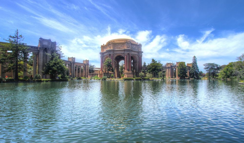 Most Romantic Destinations In San Francisco Romantic Destinations San Most Romantic