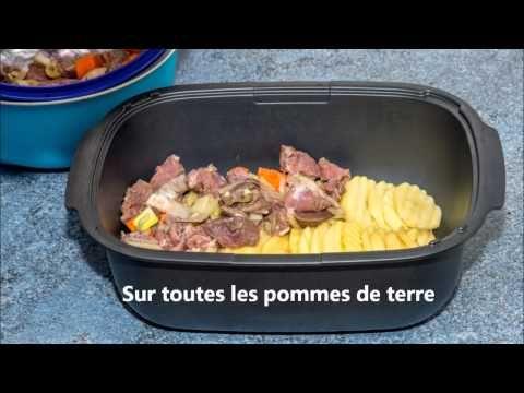 Stupéfiant Recette Ultra Pro 5.7 L Tupperware video baeckeoffe à l'ultra pro - sandra conseillère culinaire