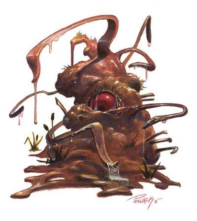 BOGLEECH: D&D Monsters!