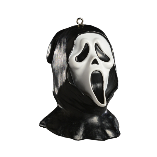 Ghost Face Head Mask Horrornaments Ghost Faces Ghost Face Mask Ghost