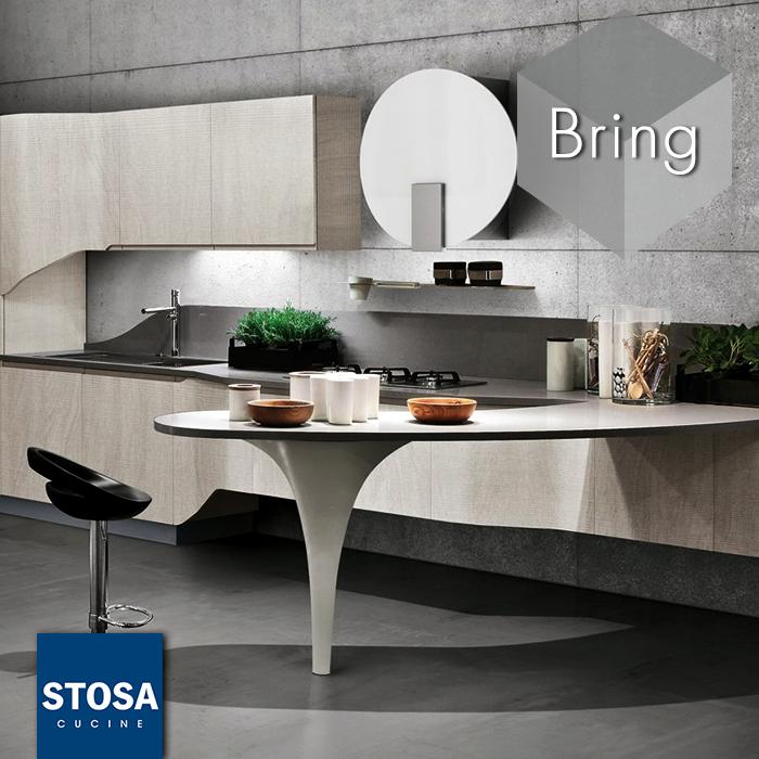 Bring | Stosa #CucineStosa | Cucine da amare | Pinterest