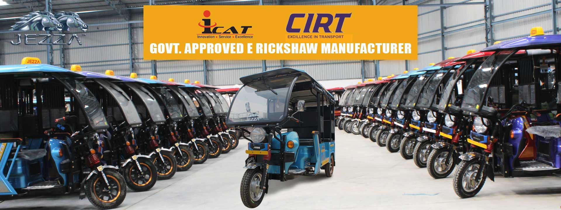 Jezza Motors Are An Established Electric Rickshaw Spare Parts