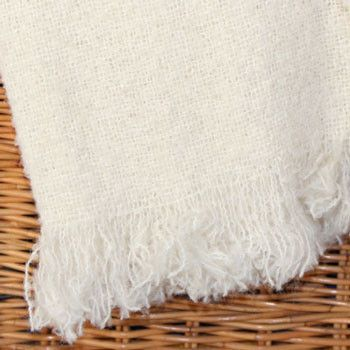 This White Alpaca Throw Rug Is Absolutely Beautiful It Goes With Any Decor And The