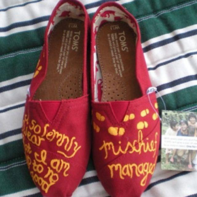 Harry Potter Toms!!