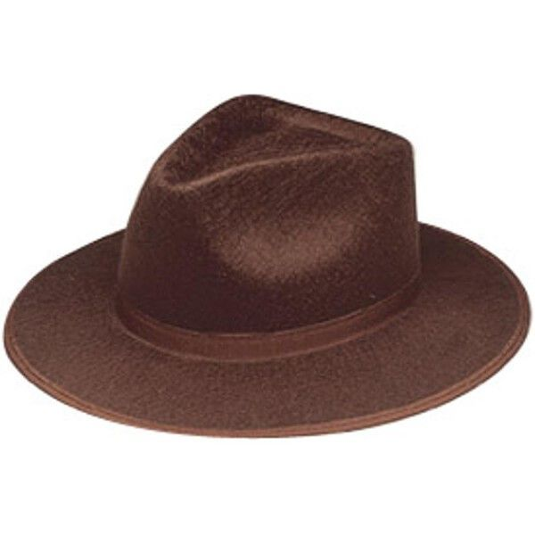 Brown Raider Hat  af0243db307