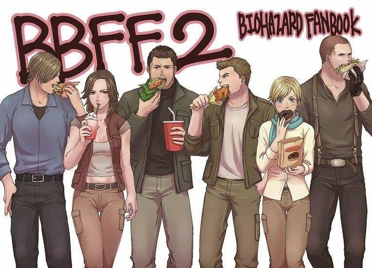Resident Evil 6 Character 2 Resident Evil Funny Resident Evil