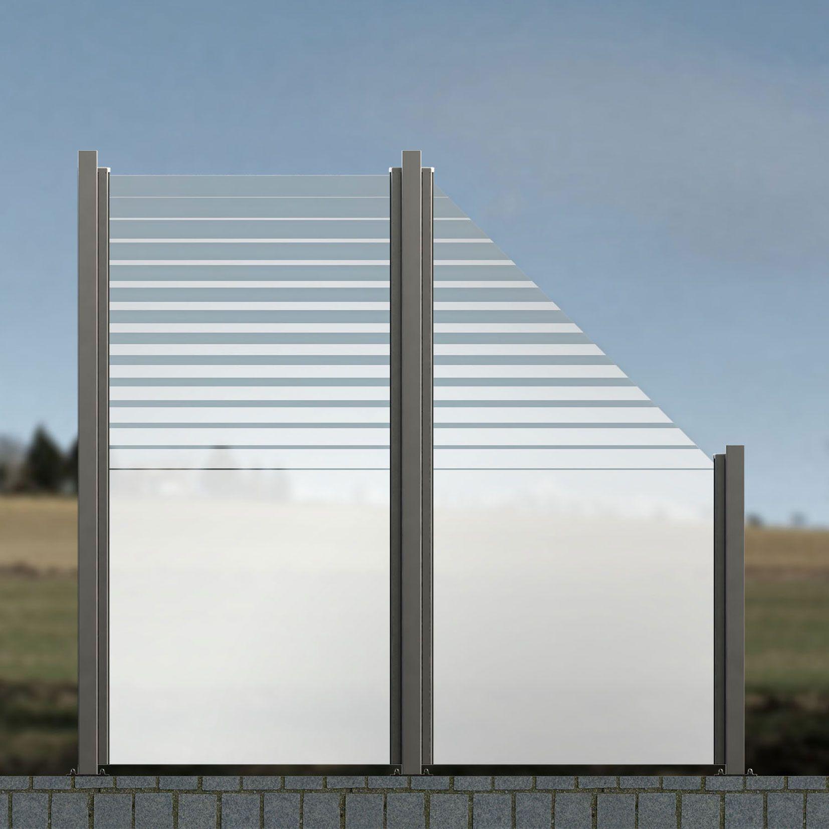 Pin Auf Windschutz Terrasse