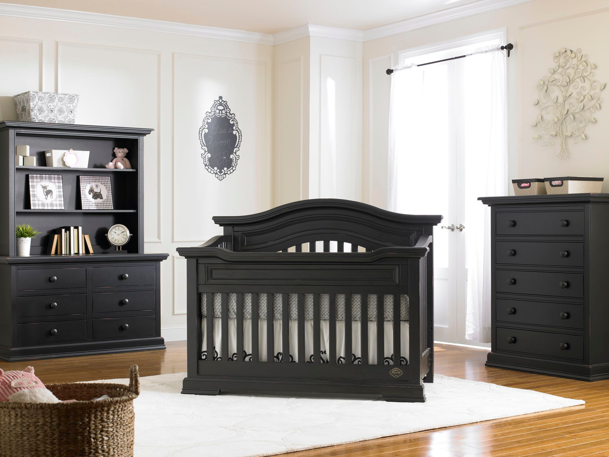 Belmont Lifestyle Crib From Bonavita Collection Will Revolutionize