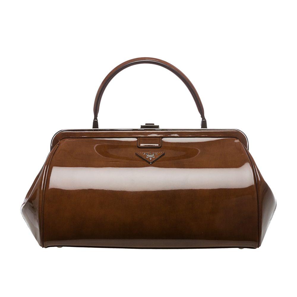 ae3c94e06967 Prada Spazzolato Doctor's Bag | Overstock.com | Client - Thuan ...