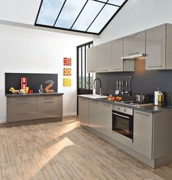 cuisine dune ref 300000 dune plan de travail cuisine and taupe. Black Bedroom Furniture Sets. Home Design Ideas