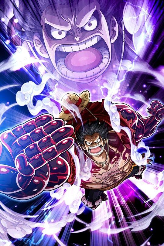 Luffy Gear4 Boundman One