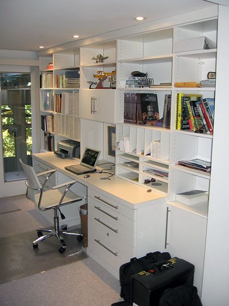 Delicieux Http://www.closetfactory.com /home Office/home Office Galleries/melamine Office/?imgidu003d13084