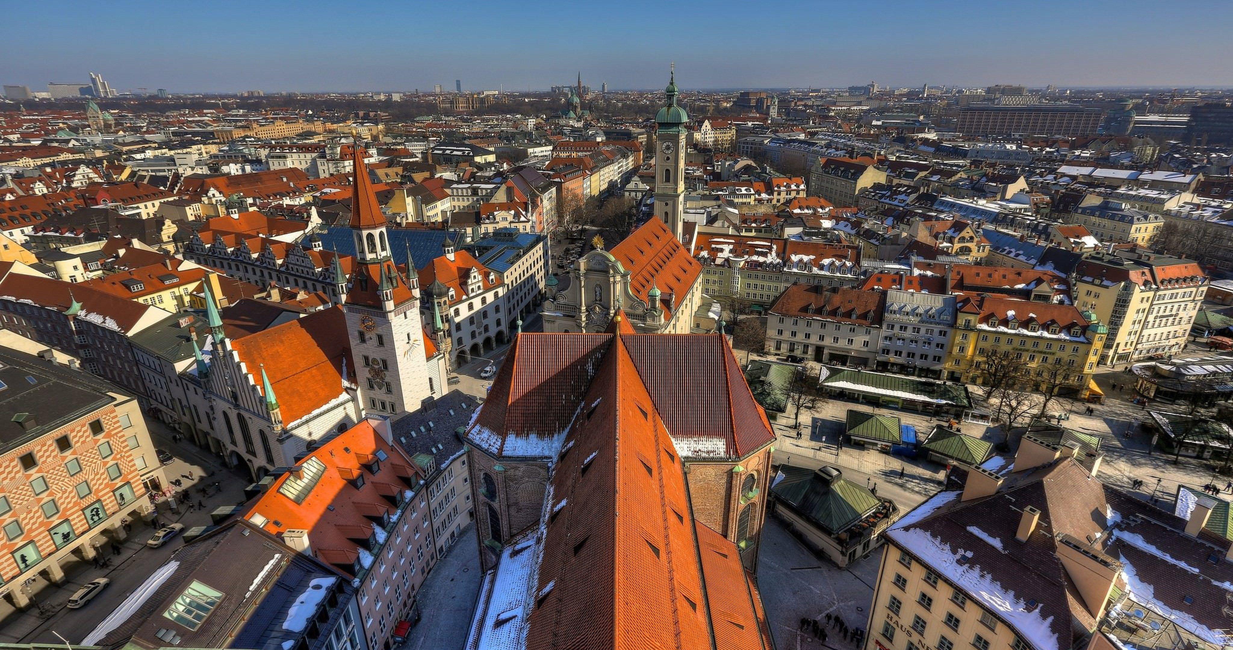 Munich Germany 4k Ultra Hd Wallpaper Munich Germany