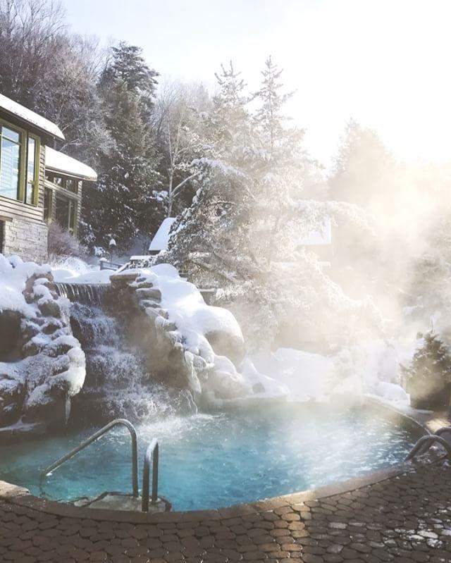 Scandinave Spa Mont Tremblant