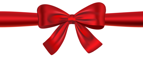 Red Bow With Ornaments Decor Png Clipart Bow Wallpaper Bow Clipart Clip Art