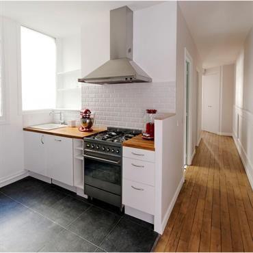 Cuisine Moderne Amenagement Et Idee Deco Domozoom Cuisine Moderne Cuisine Studio Cuisine Moderne Blanche