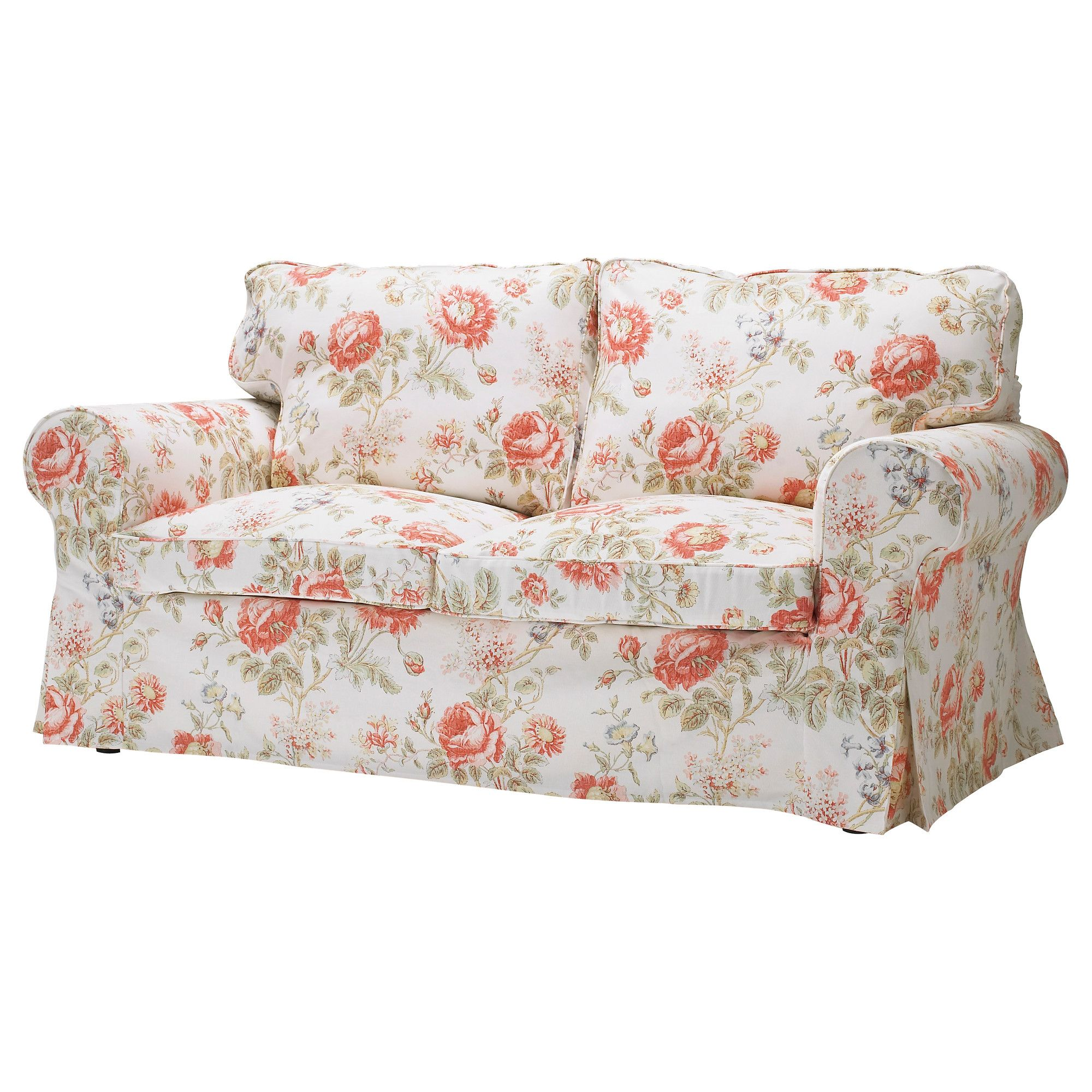 ektorp divano a 2 posti byvik fantasia ikea colori sala ipotesi rosa pinterest rosa. Black Bedroom Furniture Sets. Home Design Ideas