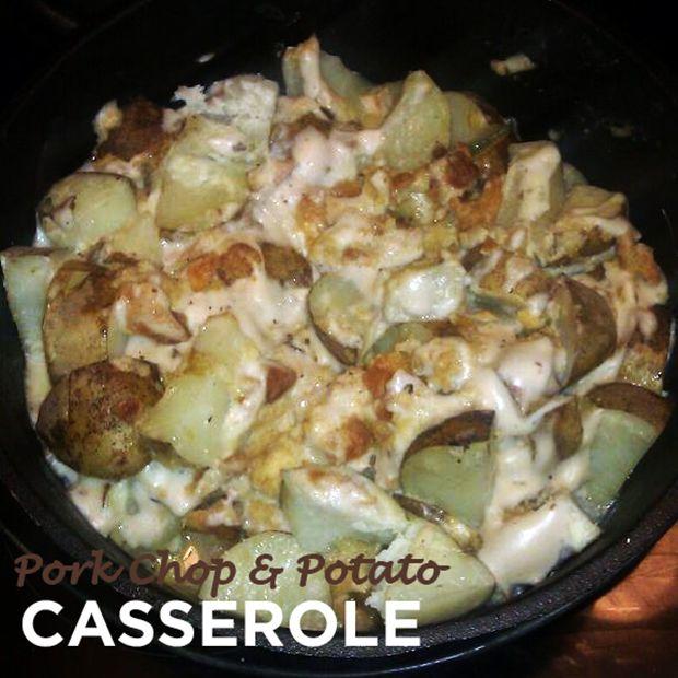 recipe: campfire dutch oven scalloped potatoes [21]