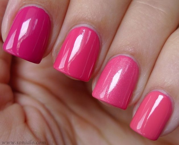 Sonidlo S Nail Polishes Pink Cremes Nails Nail Polish Pretty Nail Art