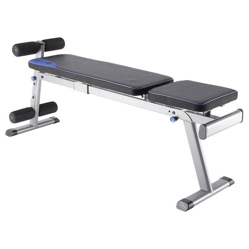 Fitness_Spieren Fitness - Buikspierbank Abs 500 DOMYOS - Krachttraining