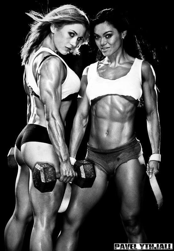 Fitness women ffm clips