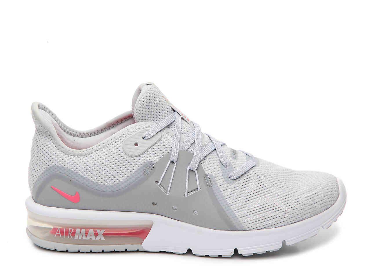 dc6076f3c1 Nike Air Max Sequent 3 Lightweight Running Shoe - Women's Women's Shoes |  DSW