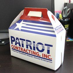 Custom Packaging from Roham International, Inc. #PatriotContractingInc #Packaging #RohamInt #PromotionalProducts #CustomizedMarketing