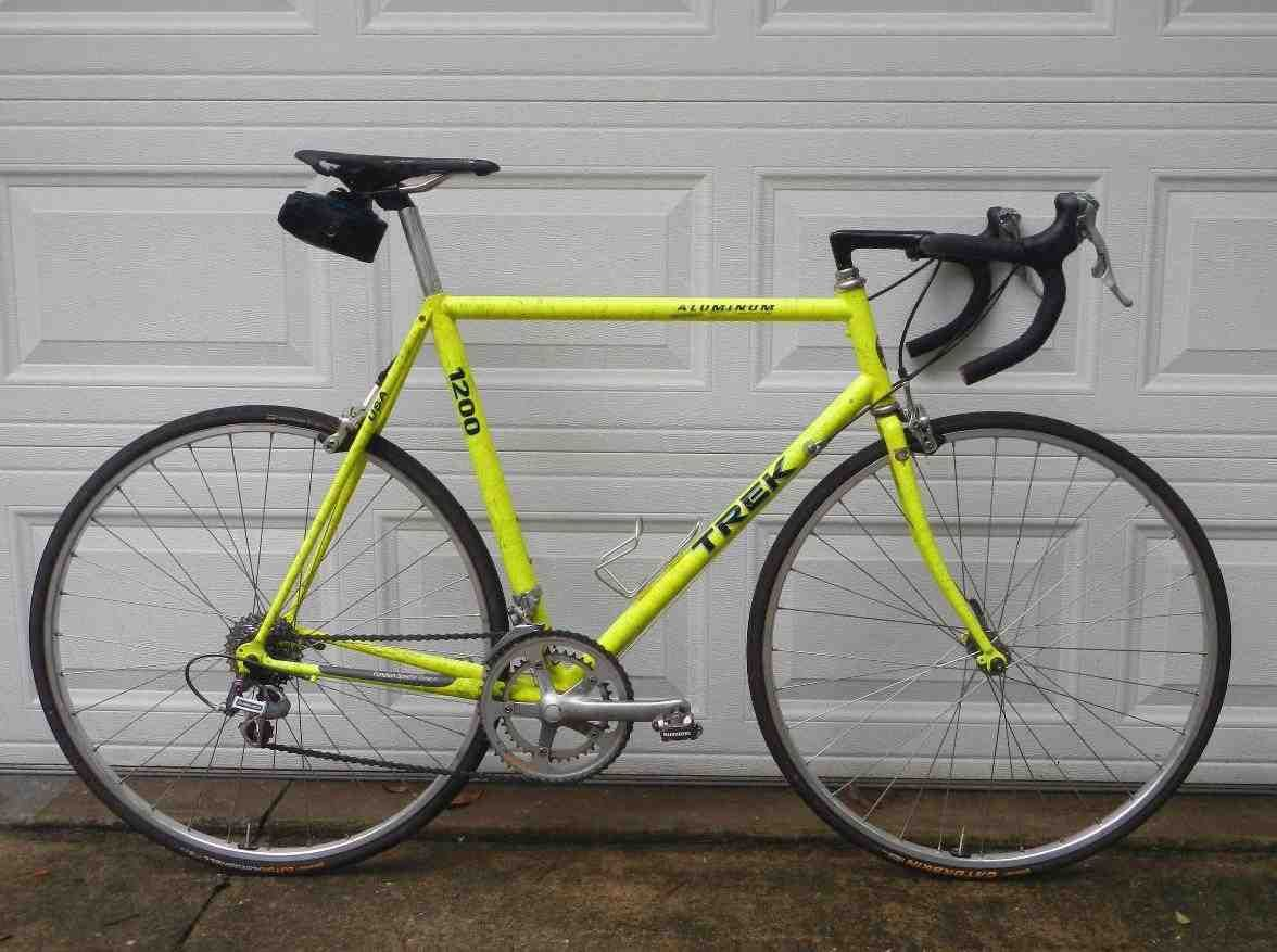 Trek 1200 road bike price
