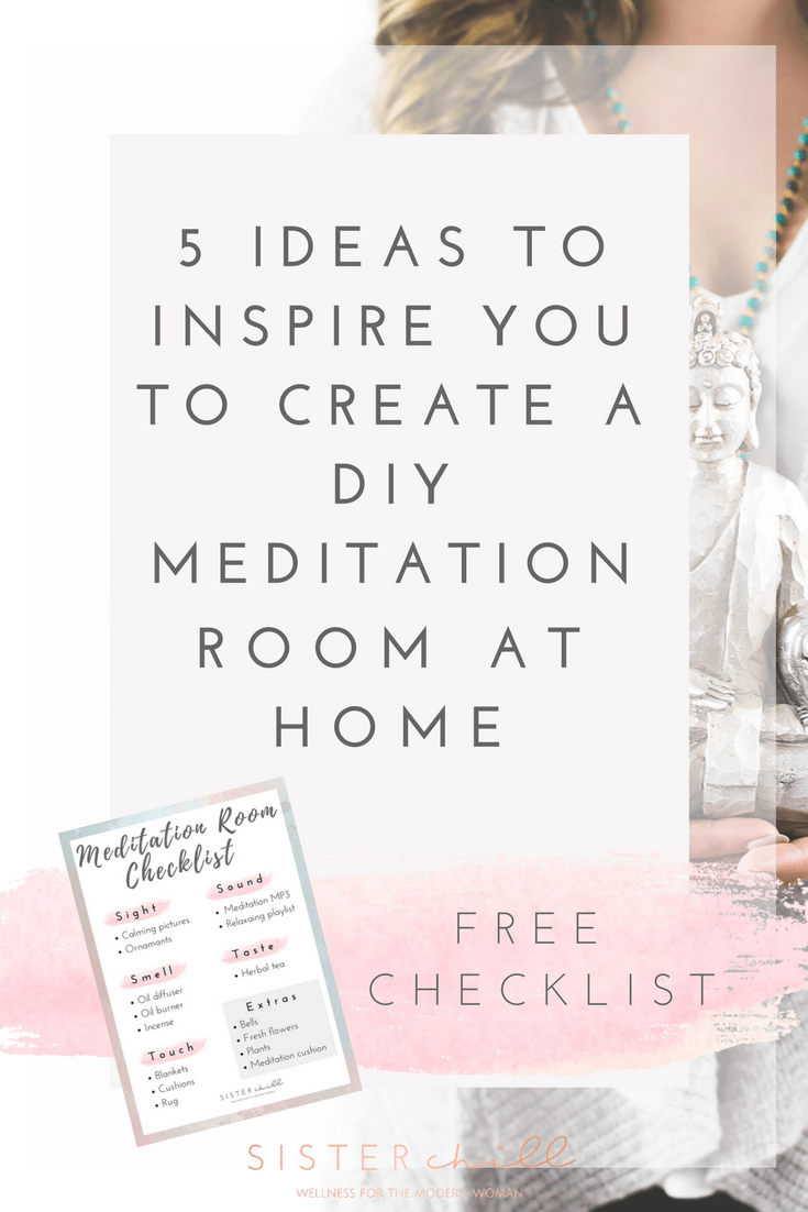 ideas to inspire you to create a diy meditation room at home for