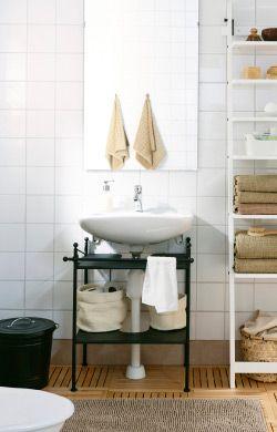 Kylpyhuone on paikka, josta jokainen uusi päivä alkaa