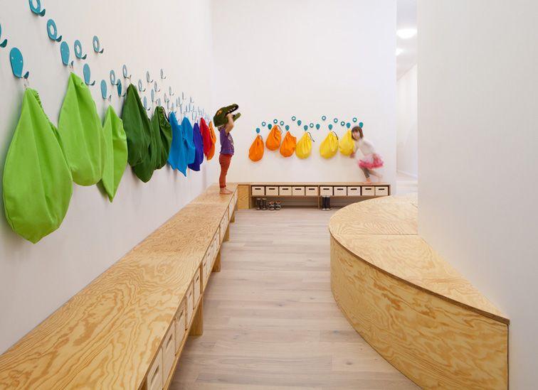 kita regenschirm - nach dem umbau | school design | pinterest, Schlafzimmer