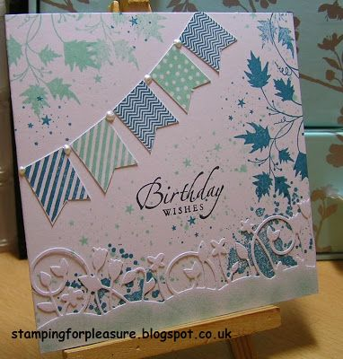 Stamping For Pleasure: SU