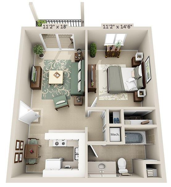 Mission Ridge Apartments At Home Apartments House Floor Design Sims House Design Sims House
