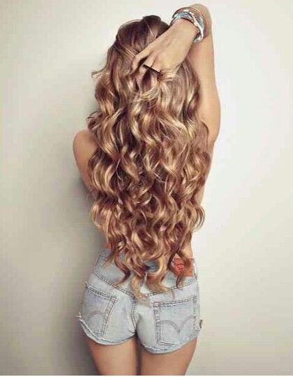 Gorgeous Long Wavy Hair Hair Without Heat Long Hair Styles Hair Styles