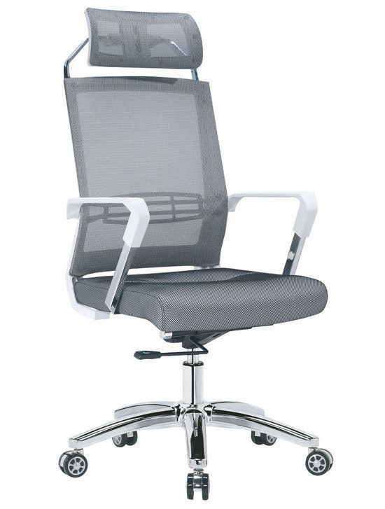 Factory Direct Full Mesh High Back Ergonomic Office Chair With Lumbar Support China Foshan
