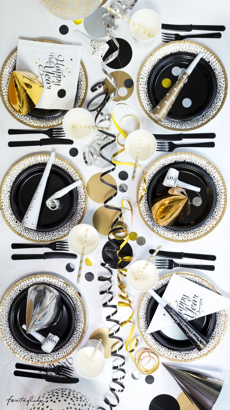 Happy New Year-Party mit Rezepten für einfach-schnelles Fingerfood fürs Silvesterbuffet, Blogparade und 5 Party-Deko-Pakete zu gewinnen #happymottoparty – feiertäglich…das schöne Leben