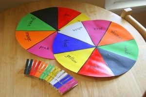 Color Wheel Match Color Wheels Teaching Ideas And Activities