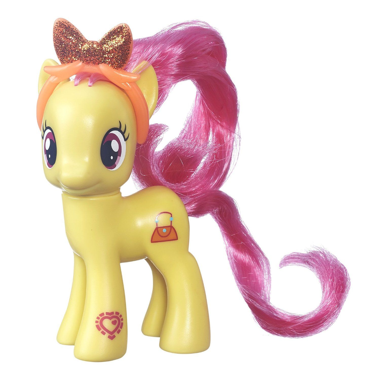 NEW! MY LITTLE PONY explore equestria PURSEY PINK action figure toy MLP G4