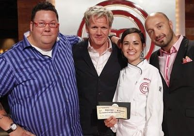 Masterchef Us 2010 Season 1 Winner Whitney Masterchef Professional Cooking Cooking Master Chef