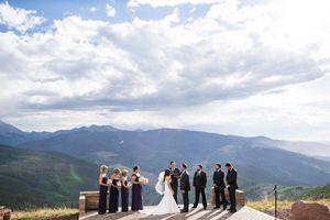 Vail Wedding Deck Co