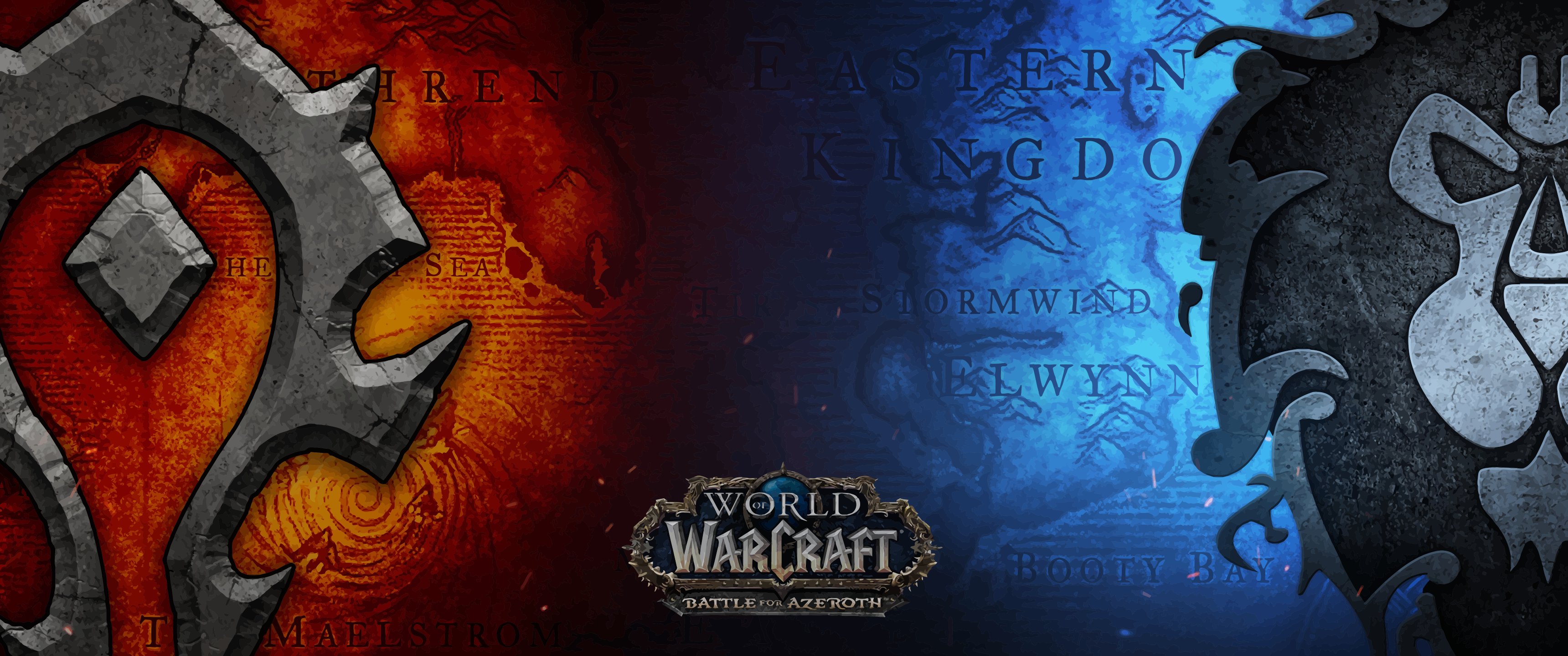 World Of Warcraft Battle For Azeroth Wallpapers Desktop