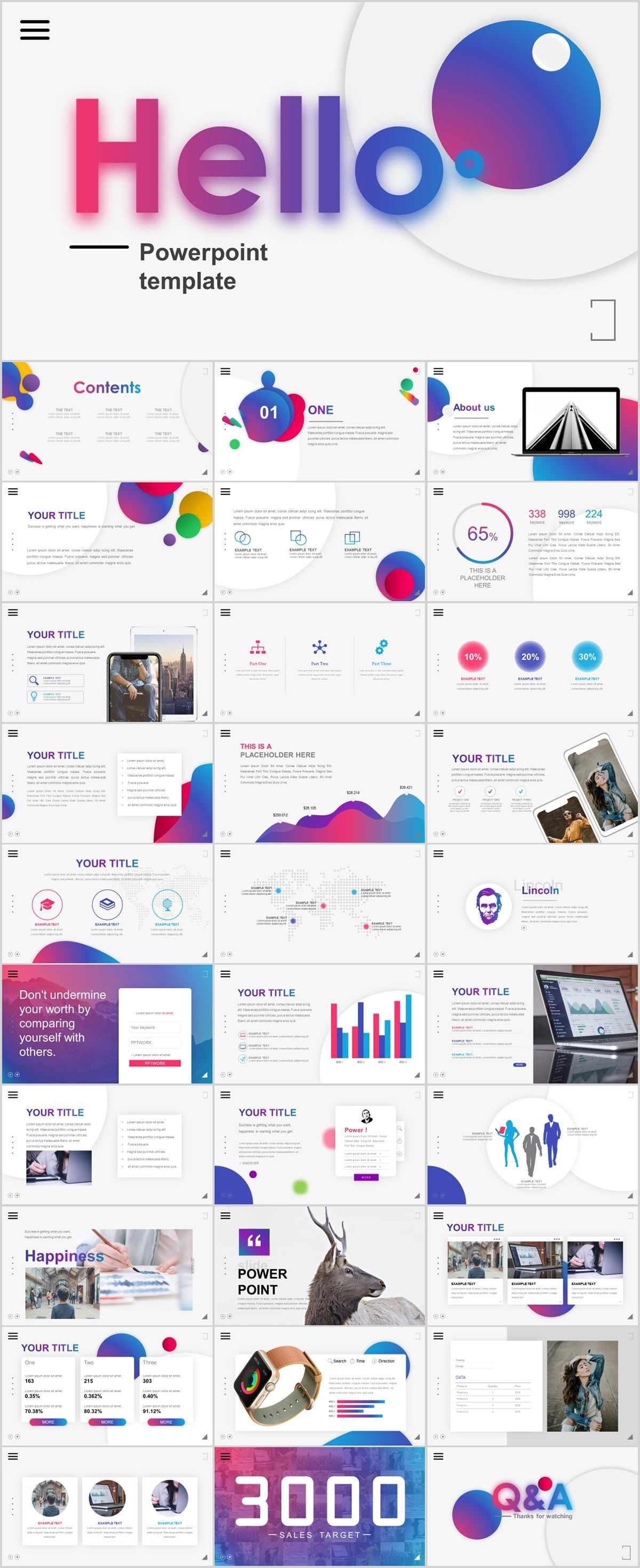 31 best multicolor charts report powerpoint template on behance 31 best multicolor charts report powerpoint template on behance powerpoint templates presentation toneelgroepblik Choice Image