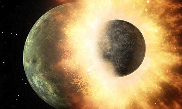 Our Moon S Core Contained A Surprising Amount Of Water When It