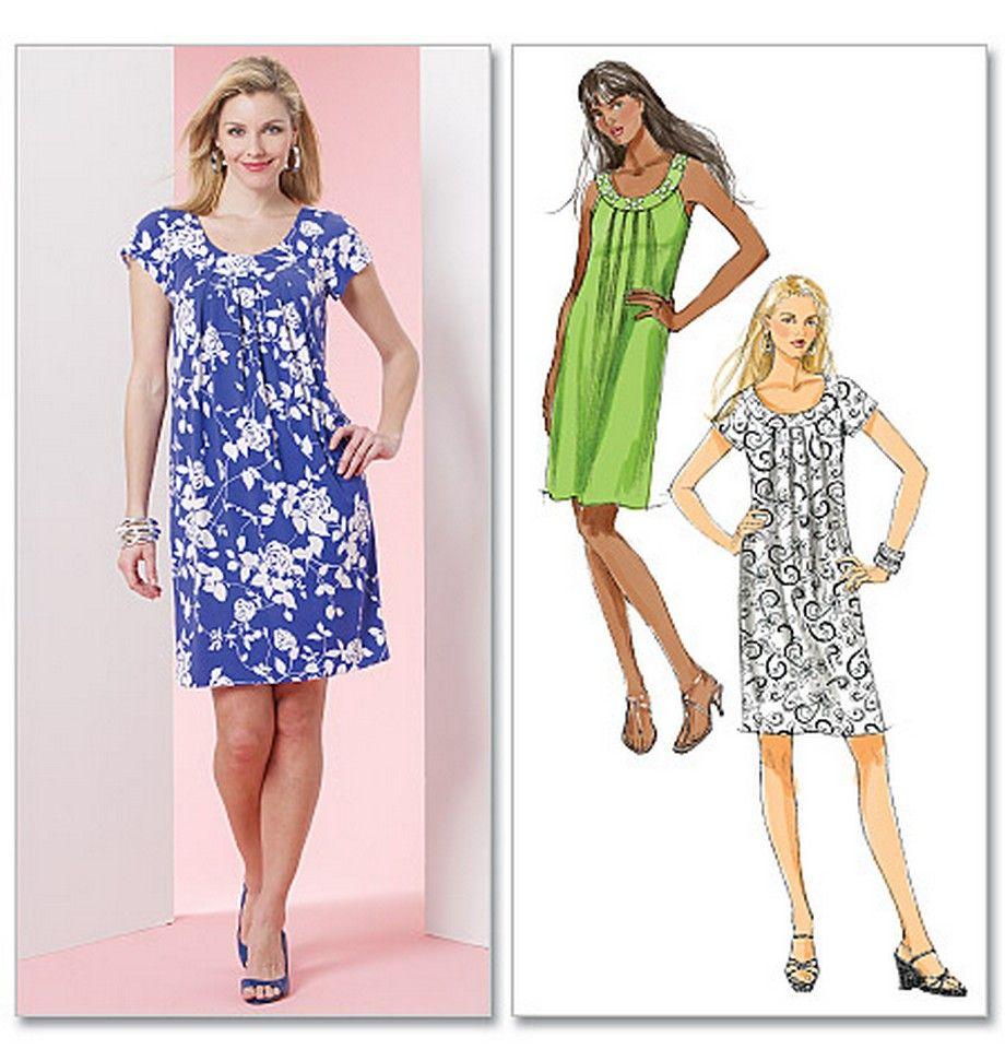 Butterick 5488 sewing pinterest sewing patterns patterns misses dress butterick 5488 jeuxipadfo Choice Image