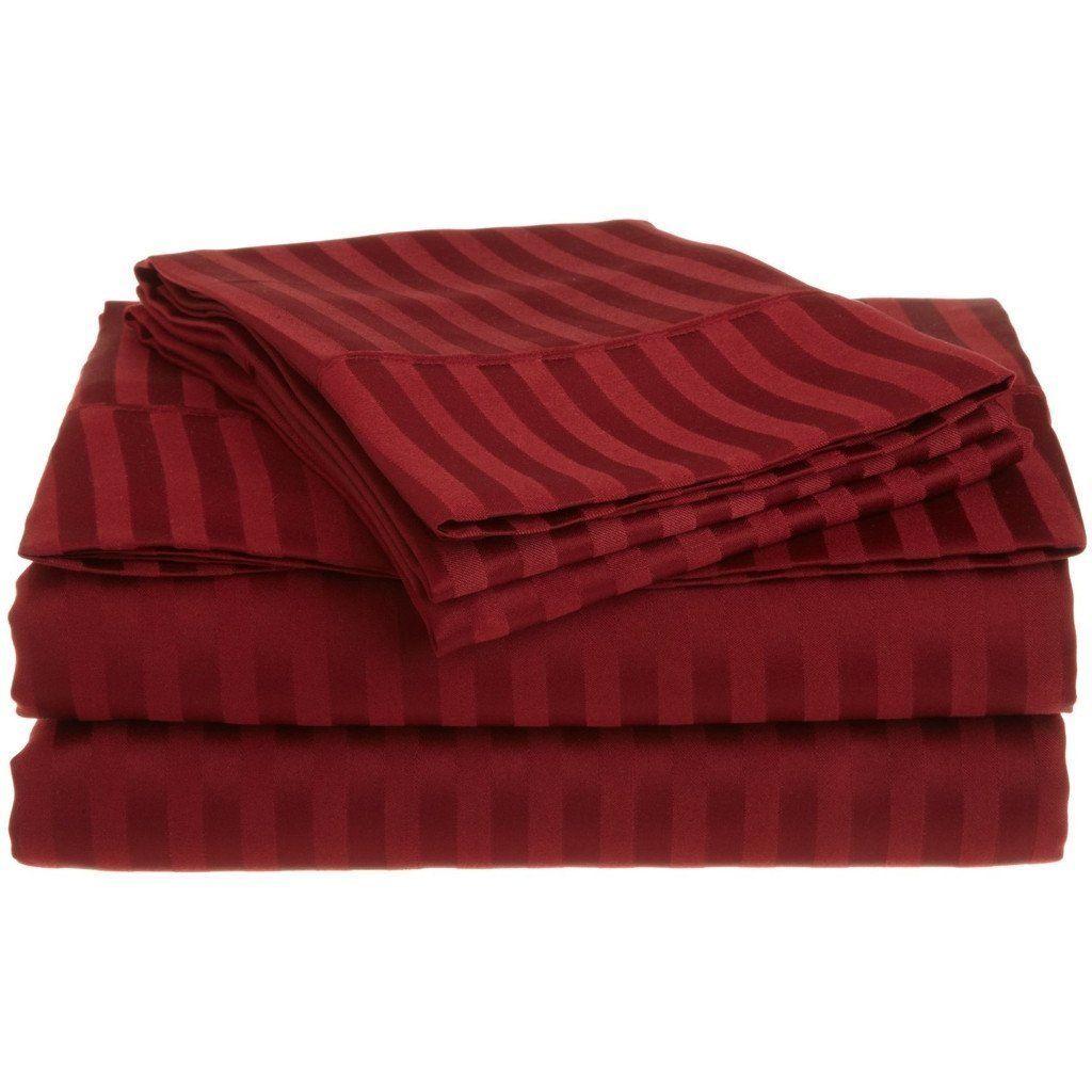 Smart base room egyptian cotton calking size sheet set pc