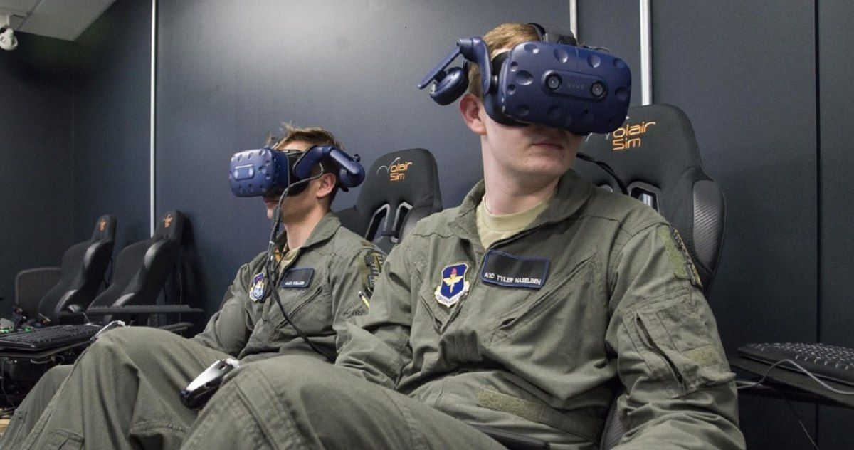 The Air Force is revolutionizing the way airmen learn to