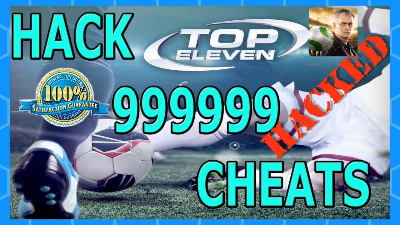 How To Hack Top Eleven 2017 Soccer Manager Cheats 2018 Ios Games Iphone Games Android Games