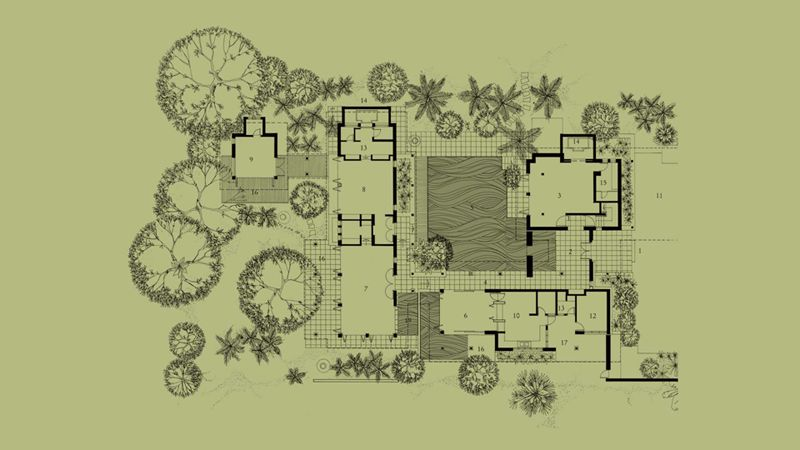 site-plan-Belmont House | RESIDENTIAL | Pinterest | Site plans ...