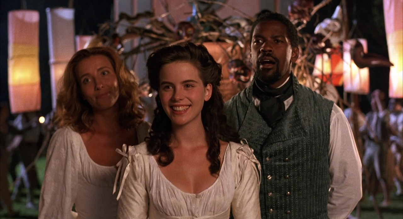 Kate Beckinsale In The Film Much Ado About Nothing 1993