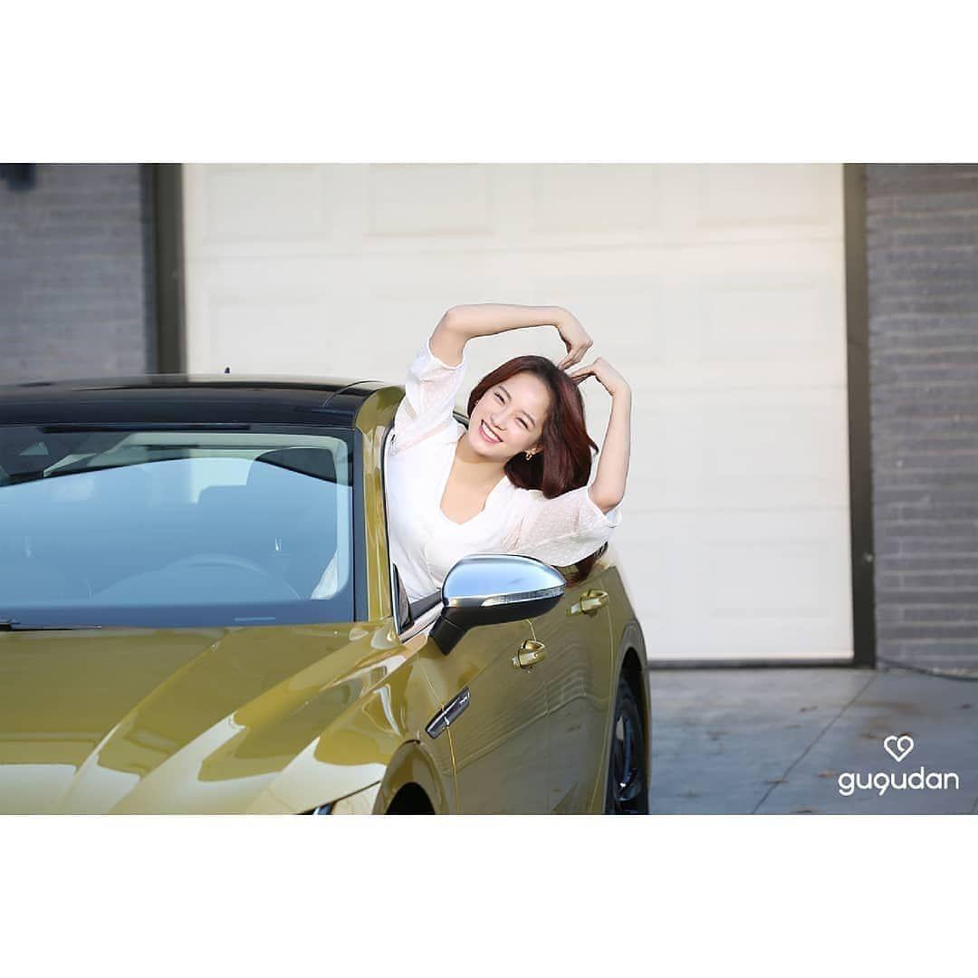 Volkswagen Danjjak Semina Kimsejeong Gugudanjjak Gugudan Danjjak Jellyfishentertainment Jellyfishpost Girlgroup Girlcrush